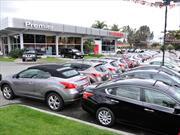 Las ventas de autos nuevos en EUA están subiendo por dos razones