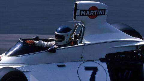 F1: Las 12 victorias de Reutemann