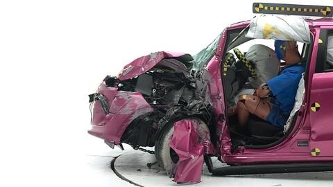 Los autos más seguros de 2021, según el IIHS