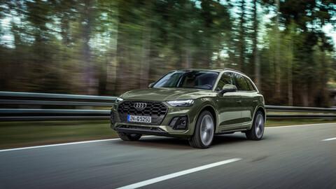 Audi Q5 2021: con rediseño y más equipamiento