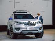 Renault Alaskan Concept, la futura pick-up argentina