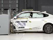Kia Cadenza 2017 obtiene el Top Safety Pick + del IIHS