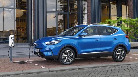 MG ZS EV 2022, se renueva la SUV eléctrica de firma chino británica