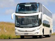 Volvo presenta el primer bus de dos pisos para transporte intermunicipal