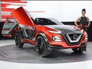 Nissan Gripz Concept, crossover todoterreno