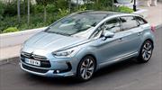 Citroën DS5: Fotografías en vivo exclusivas