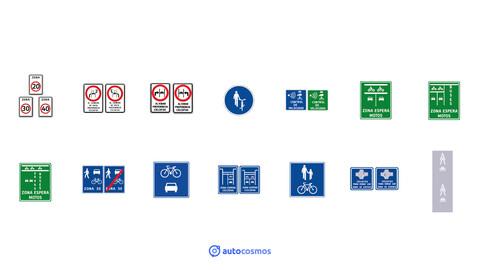 Estas son las nuevas señales del transito que debes conocer