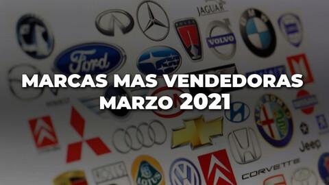 Top 10: las marcas más vendedoras de Argentina en marzo de 2021