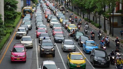 La pandemia ha hecho que cambien las horas de tráfico en las ciudades
