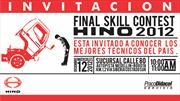 """Hino """"Skill Contest 2012"""", duelo de titanes"""