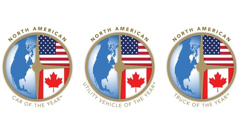 Actualizan la lista de candidatos al North American Car, Utility and Truck of the Year 2021