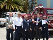Ford dona vehículos de emergencia en Edomex