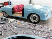 Porsche replica el prototipo del 356 que dio vida a la marca
