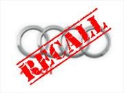 Audi hace recall para 240,000 unidades