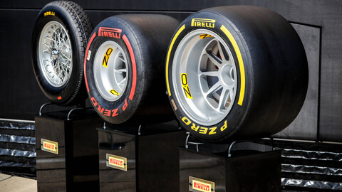Pirelli sigue siendo el proveedor de neumáticos de la Formula 1