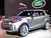 Land Rover Discovery Vision Concept: El principio de una nueva era.