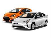 Toyota Chile rebaja agresivamente los precios de sus modelos híbridos