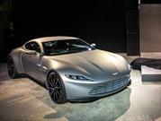 Aston Martin DB10 es el nuevo auto de James Bond