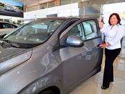 Chevrolet premió con un Sonic 0 km a la mujer más cuidadosa
