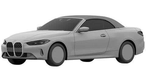Estas son las primeras imágenes del nuevo BMW Serie 4 convertible