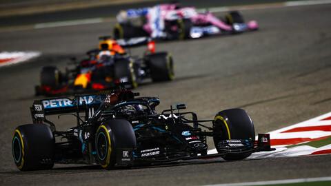 F1 2021: La guía del GP de Bahrein