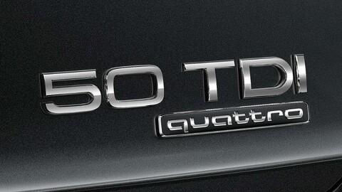 ¿Qué significan los números y letras de los Audi?