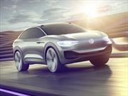 Volkswagen I.D. Crozz Concept, el futuro luce electrizante
