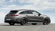 Mercedes-AMG CLA 45 Shooting Brake, el station wagon perfecto