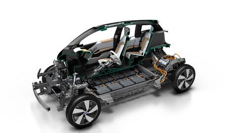 ¿De qué depende el peso de la batería de un vehículo eléctrico?
