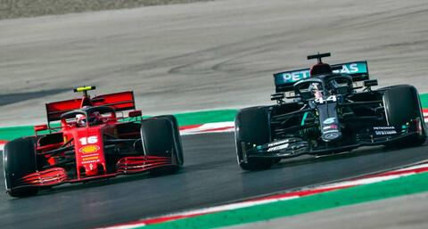 F1 2021 La guía del GP de Turquía