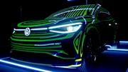 ID.4, la futura camioneta de la nueva familia eléctrica de Volkswagen