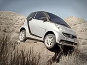 Video: Creativa publicidad, Un Smart Fortwo haciendo off-road