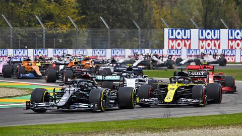 F1 2021: Habrá carreras sprint en tres Grandes Premios