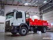 Volkswagen Camiones renueva en Chile al Constellation