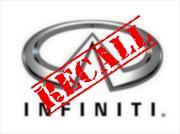 60,000 unidades del Infiniti Q50 llamadas a revisión