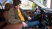Sin cinturón, no: Chevrolet idea un sistema que evita manejar desprotegido