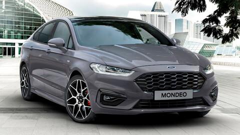 El Ford Mondeo dejará de fabricarse en Europa