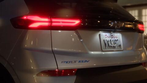 Chevrolet Bolt EV y EUV, los nuevos autos eléctricos de GM tienen toda la magia de Disney