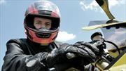 Crece el uso del casco en Argentina, pero…