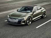 Audi e-Tron GT Concept, el A7 ya tiene versión eléctrica