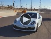 Video: Porsche Panamera Turbo S E-Hybrid, récords por doquier
