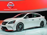 Nissan Sentra Nismo Concept: el más radical