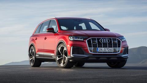Audi Q7 2021 se presenta