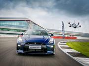 Video: Nissan GT-R vs GT-R Drone ¿quién es más rápido?