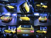 Mercedes-Benz reveló el poder del AMG GTS