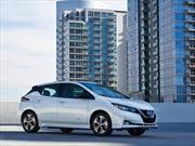 Nissan Leaf e+ 2019 se presenta en el CES 2019