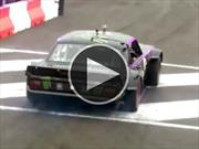 Ken Block sufre accidente con el Mustang The Hoonicorn