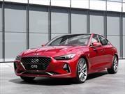 Genesis G70 el rival que hará temblar a las alemanas premium