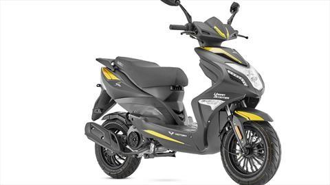 Nueva Scooter Victory Life