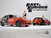Alfa Romeo Guilietta también es protagonista de Rápido y Furioso 6